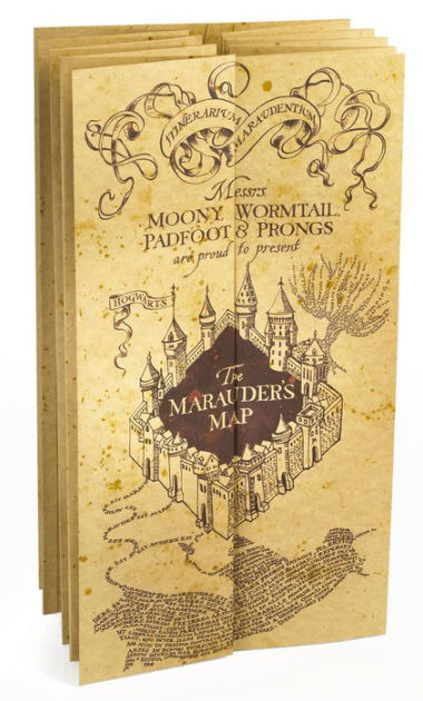 The Marauder's Map and Tool Kit