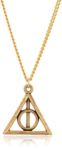 Harry Potter Hallows Necklace