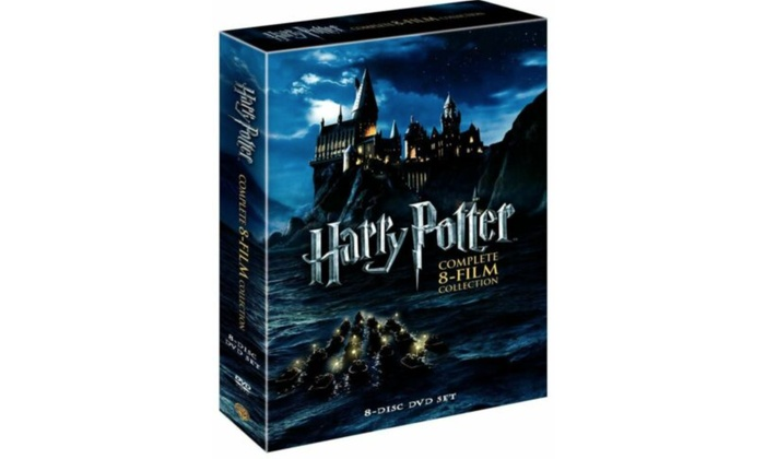 Harry Potter: Complete 8 Collection